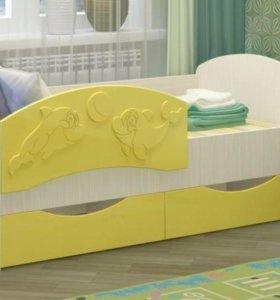 тхм Кровать Дельфин-3