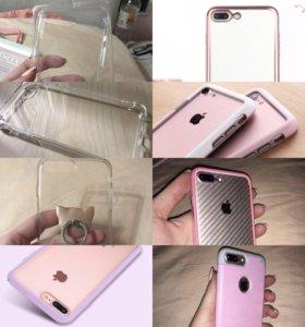 Чехол на iPhone 7+ 8+ plus