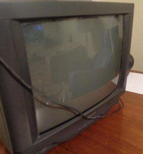 Телевизор SAMSUNG работающий