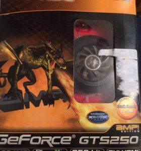 Видео карта GeForce gts250