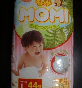 Японские Подгузники/Трусики MOMI мамы рекомендуют