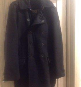 Мужское зимнее брендовое пальто