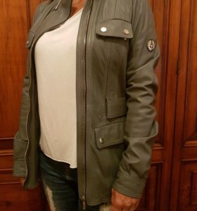 Belstaff новая оригинальная кожаная куртка.