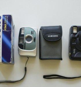 🔹Фотоаппараты Samsung  и Kodak