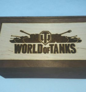 Ящик world of tanks