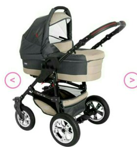 Детская коляска Verdi Max 3 в 1