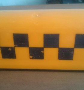 Шашки такси на магните