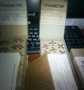 Транзисторы КТ930Б