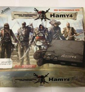 Игровые приставки Hamy 4(Новые)