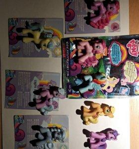 Фигурки My little pony