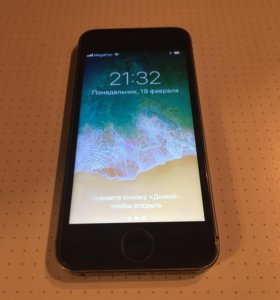 iPhone 5S, Space Grey, 32gb