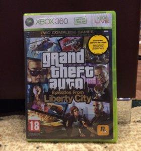 Гта 4 для Xbox 360