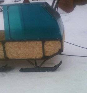 Продам сани для снегоката