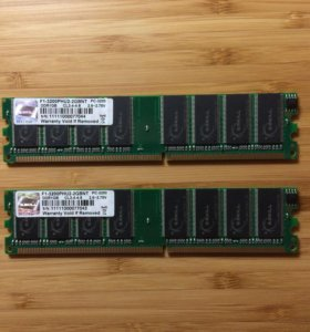 G.Skill DDR1 2 gb
