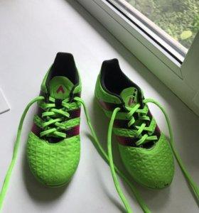 Бутсы футбольные (для зала) Adidas оригинал