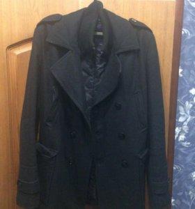 Пальто Zara man m