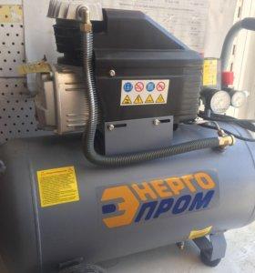 Воздушный компрессор 50 литров новый