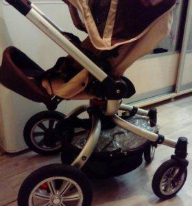 Детская коляска coletto marco polo 2 в 1