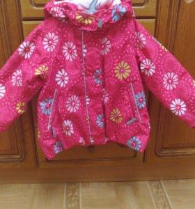 Куртка зимняя Reima Tec