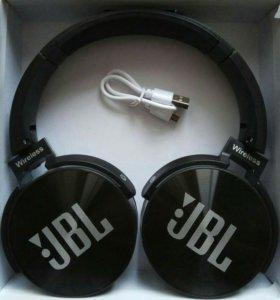 Новые наушники JBL EXTRA BASS N95BT