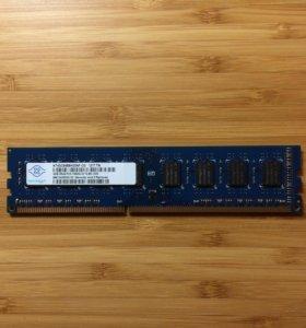 Nanya DDR3 4 gb