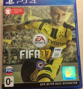 ФИФА 17. Игры PS4
