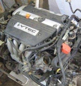 Двигатель для Honda CR-V III 2.4 модель K24Z4