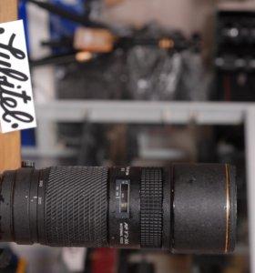Tokina AF 100-300mm f/ 4 AT-X 340 AF-II под Nikon