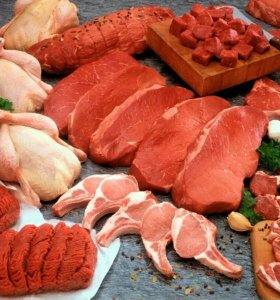 Мясо домашнее