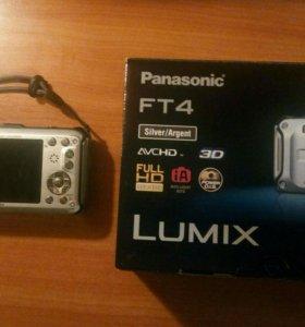 Цифровой фотоаппарат Panasonic FT4