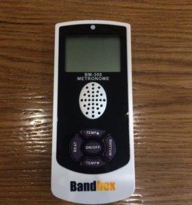 Электронный метроном нового поколения bandbox BM-3