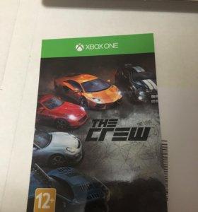 THE CREW XBOX ONE Гонки