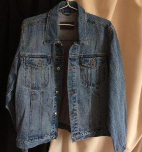 Джинсовая куртка TCM