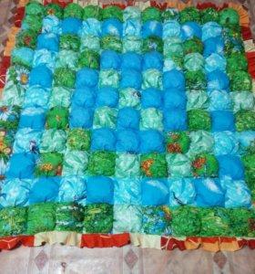 Коврик— одеяло детское