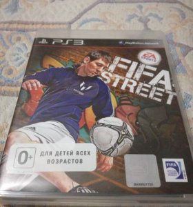 Диск FIFA Street для PS3