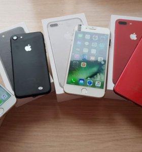 Iphone 8/8+ - новый айфон 8 и 8 плюс