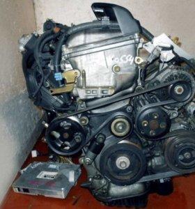 Двигатель для Toyota avensis 2.0 модель 1AZ-FSE