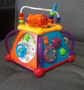 """развивающая игрушка """"мультибокс"""""""