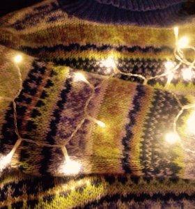 Идеальный шерстяной свитер