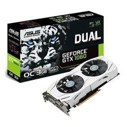 ASUS GeForce GTX 1060 3 Gb