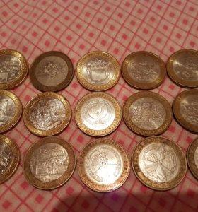 Срочно продаю юбилейные монеты,Не дорого.