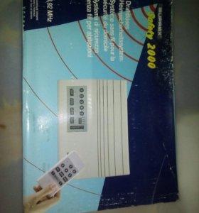 система сигнализации Safety 2000 Suprex.