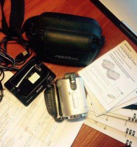 Цифровая видео камера sony DCR-SR 42E HD