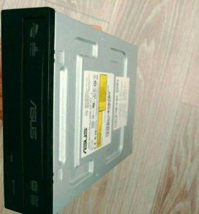 Привод dvd+rw Asus drw-24f1st