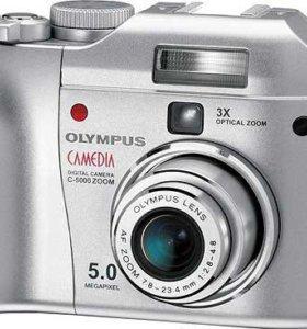 Фотокамера Olympus C-5000 zoom