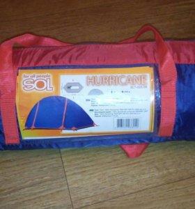 Палатка Solo HURRICANE 1