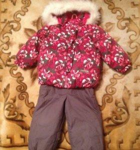 Зимний комплект Kerry для девочки+подарок