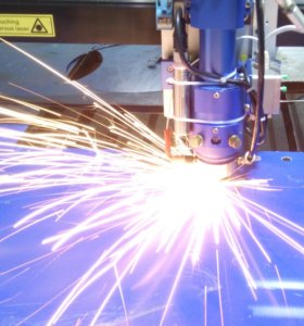 Лазерная резка металлов и неметаллов