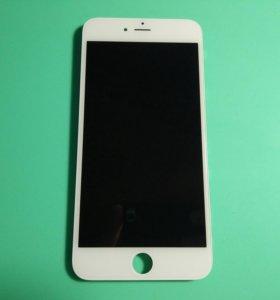 IPhone 6S Plus White Белый Экран LCD Модуль Родной