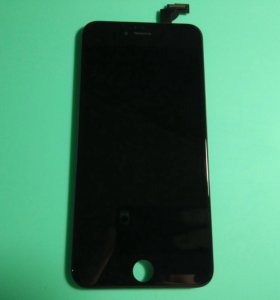IPhone 6 Plus Black Чёрный Экран LCD Модуль